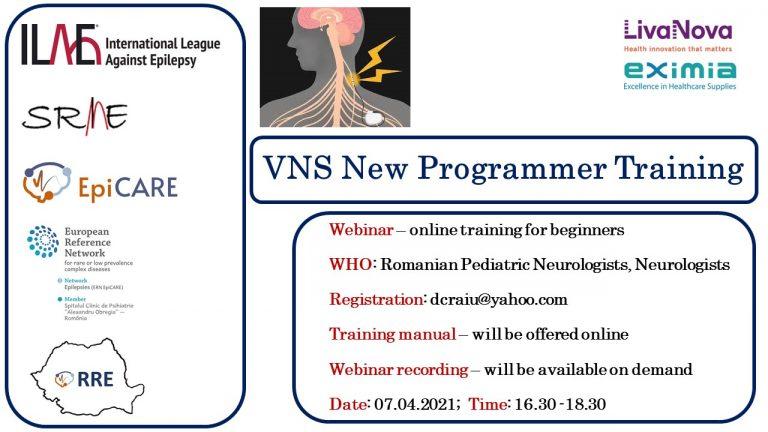 VNS New Programmer Training